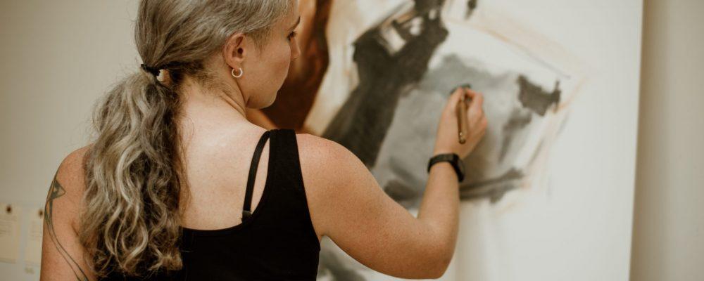 pet portrait artist Zann Hemphill
